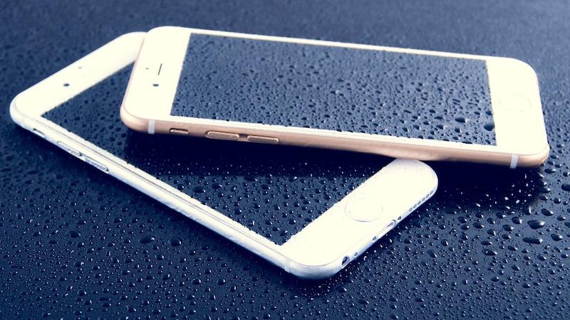 iPhone 水没時の対応