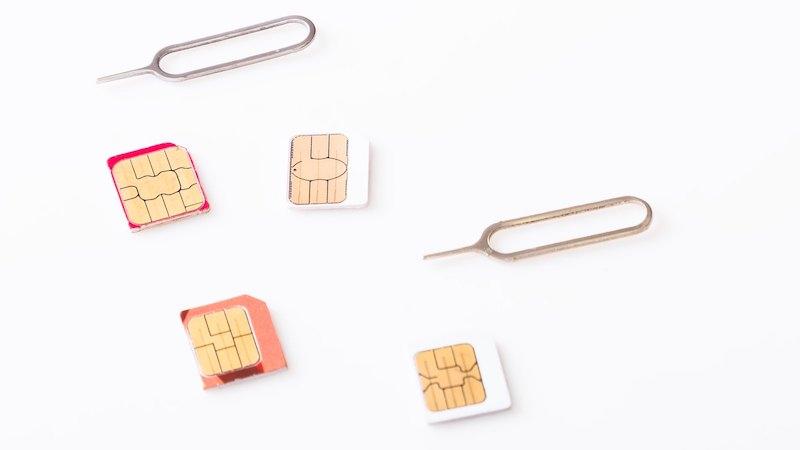 SIMカードのサイズを変更する方法|端末とサイズが合わない場合の対策